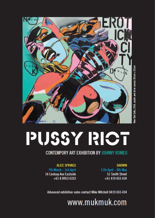 PussyRiotAdvert