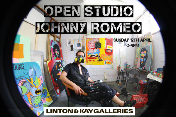 Johnny Romeo - OPEN STUDIO