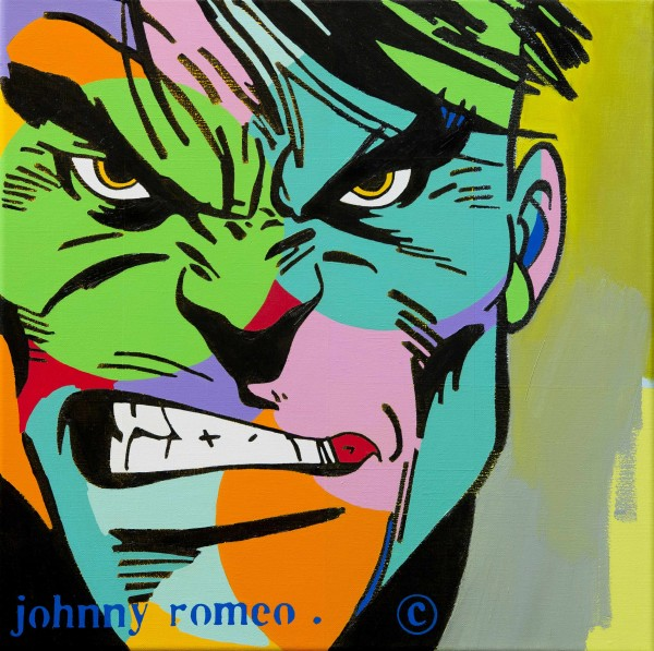 Johnny Romeo 16th May 2015