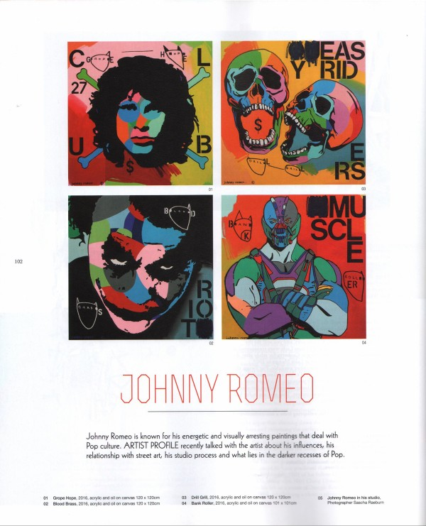 Johnny Romeo - Artist Profile - Page 102