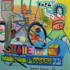 image johnny-romeo-state-of-mississippi-2007-acrylic-and-oil-on-canvas-101cm-x-101cm-jpg