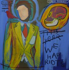 image johnny-romeo-we-had-riots-2007-acrylic-and-oil-on-canvas-101cm-x-101cm-jpg