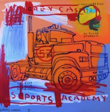 image johnny-romeo-grey-cash-sports-academy-2008-acrylic-and-oil-on-canvas-101cm-x-101cm-jpg