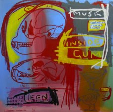 image johnny-romeo-inside-gum-2008-acrylic-and-oil-on-canvas-101cm-x-101cm-jpg