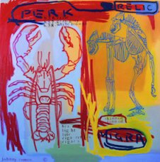 image johnny-romeo-perk-relic-2008-acrylic-and-oil-on-canvas-101cm-x-101cm-jpg