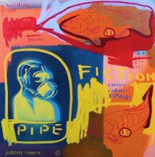 image johnny-romeo-pipe-fiction-2008-acrylic-and-oil-on-canvas-76cm-x-76cm-jpg