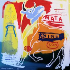 image johnny-romeo-mata-nine-son-2008-acrylic-and-oil-on-canvas-101cm-x-101cm-jpg