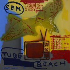 image johnny-romeo-sem-tube-beach-2008-acrylic-and-oil-on-canvas-76cm-x-76cm-jpg