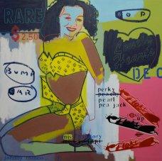 image johnny-romeo-bop-bump-car-2009-acrylic-and-oil-on-canvas-76cm-x-76cm-jpg