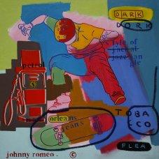 image johnny-romeo-dark-dork-tobacco-flea-2009-acrylic-and-oil-on-canvas-61cm-x-61cm-jpg