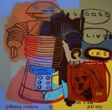 image johnny-romeo-goose-liver-bikes-2009-acrylic-and-oil-on-canvas-61cm-x-61cm-jpg