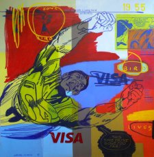 image johnny-romeo-1955-bird-lives-2009-acrylic-and-oil-on-canvas-167-5cm-x-167-5cm-jpg