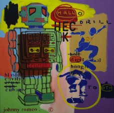 image johnny-romeo-hallo-drill-tooth-2009-acrylic-and-oil-on-canvas-61cm-x-61cm-jpg