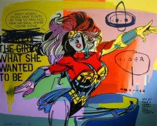 image johnny-romeo-spur-rider-wonder-2010-acrylic-and-oil-on-canvas-150cm-x-120cm-jpg