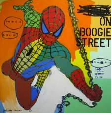 image johnny-romeo-hock-rock-traffic-2010-acrylic-and-oil-on-canvas-101cm-x-101cm-jpg