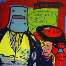 image johnny-romeo-horse-man-hip-2010-acrylic-and-oil-on-canvas-61cm-x-61cm-jpg