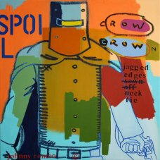 image johnny-romeo-spoil-crow-crown-2010-acrylic-and-oil-on-canvas-61cm-x-61cm-jpg