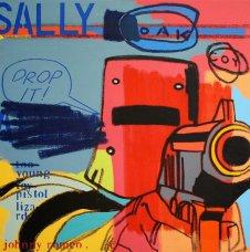 image johnny-romeo_sally-oak-coy_acrylic-and-oil-on-canvas_61cm-x-61cm_2010-jpg