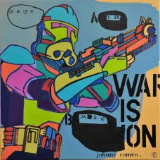 image johnny-romeo-grey-air-base-2011-acrylic-and-oil-on-canvas-71cm-x-71cm-jpg