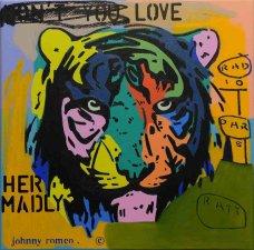 image johnny-romeo-radio-oars-ratt-2011-acrylic-and-oil-on-canvas-71cm-x-71cm-jpg