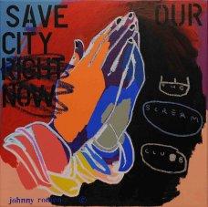 image johnny-romeo-the-scream-club-2011-acrylic-and-oil-on-canvas-71cm-x-71cm-jpg