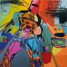 image johnny-romeo-lyre-bird-choir-hill-2011-acrylic-and-oil-on-canvas-200cm-x-200cm-jpg