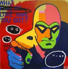 image johnny-romeo-seep-tv-riot-2011-acrylic-and-oil-on-canvas-71cm-x-71cm-jpg