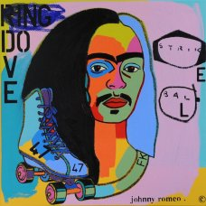 image johnny-romeo-strike-ball-2012-acrylic-and-oil-on-canvas-71cm-x-71cm-jpg
