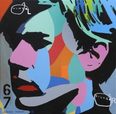 image johnny-romeo-vinyl-silver-2013-acrylic-and-oil-on-canvas-101cm-x-101cm-jpg