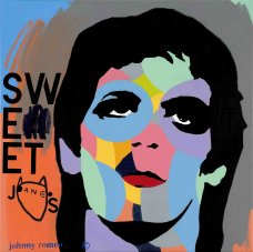 image johnny-romeo-sweet-janes-2014-acrylic-and-oil-on-canvas-81cm-x-81cm-jpg