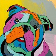 image johnny-romeo-doggy-2015-acrylic-and-oil-on-canvas-81cm-x-81cm-jpg