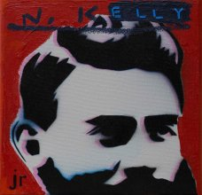 image johnny-romeo-n-kelly-2010-enamel-acrylic-and-oil-on-canvas-25-5cm-x-25-5cm-jpg