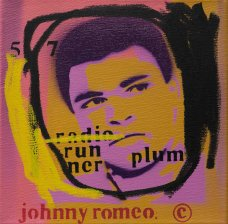 image johnny-romeo-runner-plum-2008-enamel-acrylic-and-oil-on-canvas-31cm-x-31cm-jpg