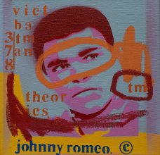image johnny-romeo-viet-batman-theories-2008-enamel-acrylic-and-oil-on-canvas-31cm-x-31cm-jpg